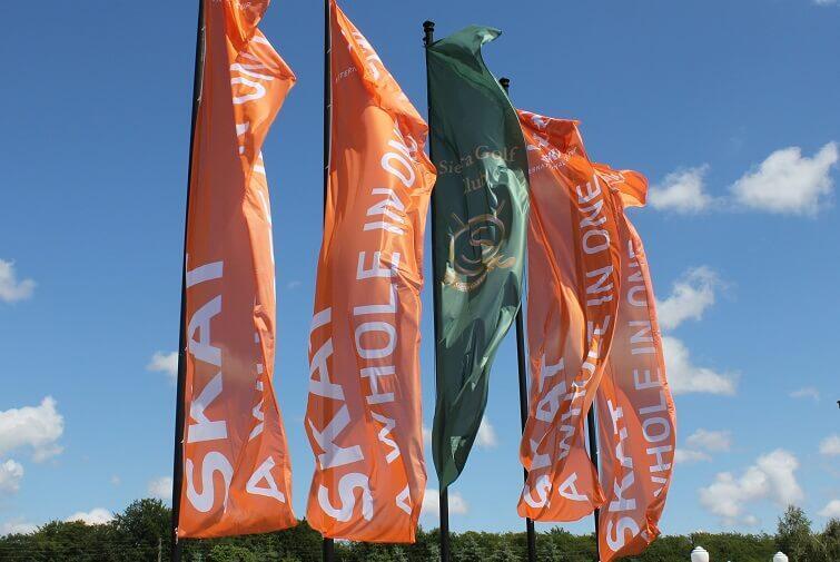 Zmierz się z najlepszymi - SKAT International Golf Cup