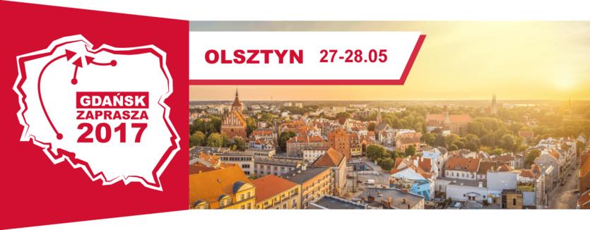 Gdańsk Zaprasza Olsztyn!