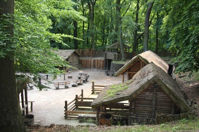 Muzeum Archeologiczne w Gdańsku - Grodzisko w Sopocie