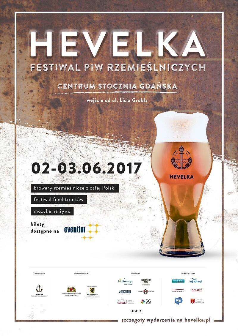 Festiwal Piw Rzemieślniczych HEVELKA