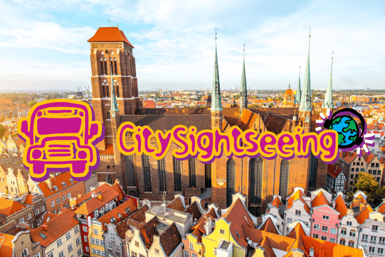 Citysightseeing Gdańsk