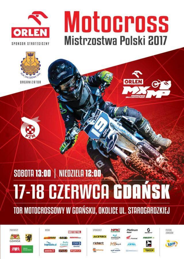 Mistrzostwa Polski Motocross 2017