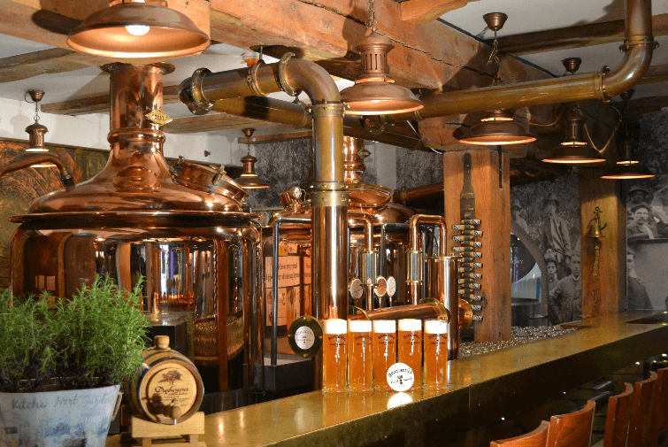 Brovarnia i Restauracja Hotelu Gdańsk Boutique