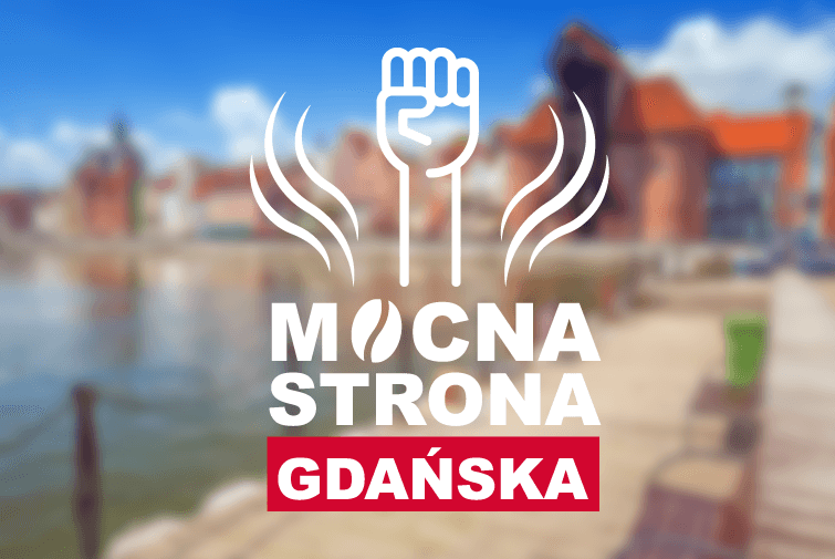 Z kawą przez Gdańsk!