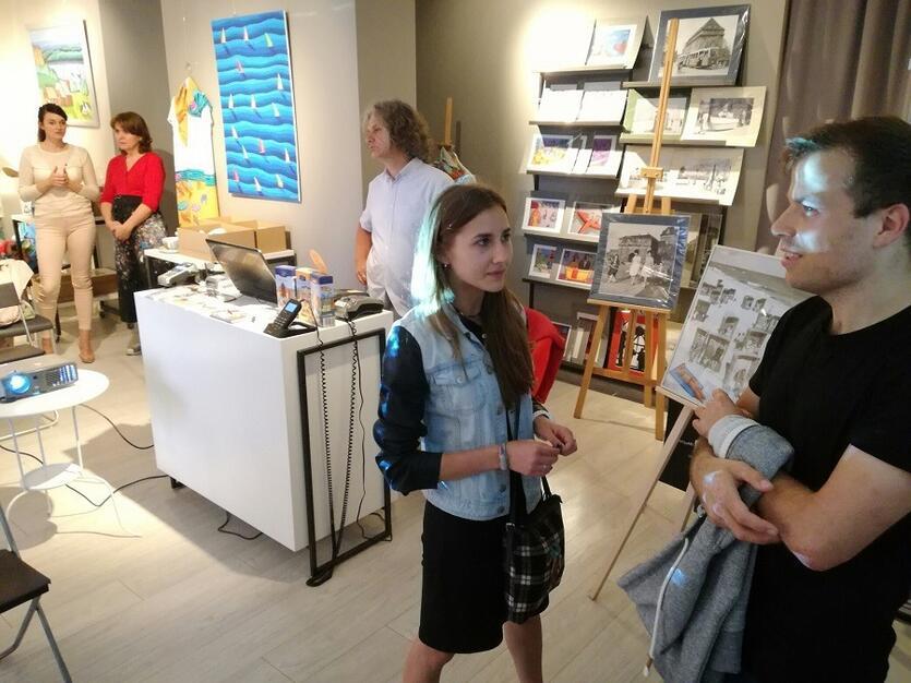 Spotkanie w Galerii Sztuk Różnych