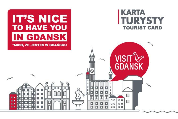 Karta Turysty - Twój sposób na Gdańsk