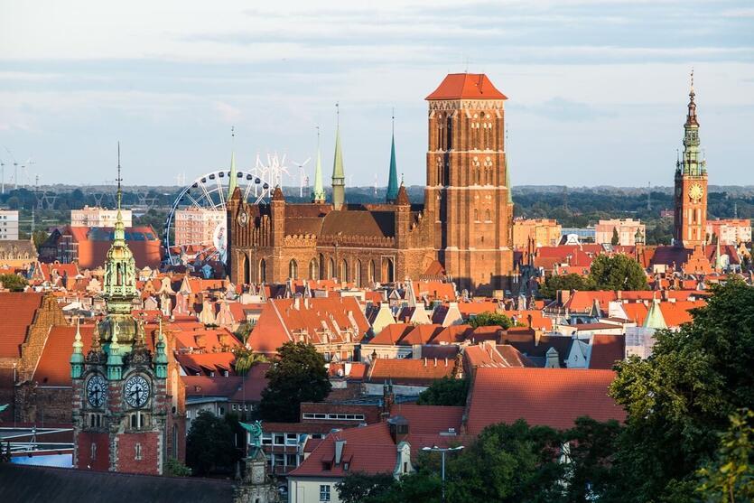 Kongres Magazin o Gdansk Convention Bureau.
