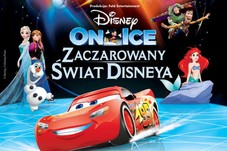 """""""Disney On Ice: Zaczarowany Świat Disneya"""""""