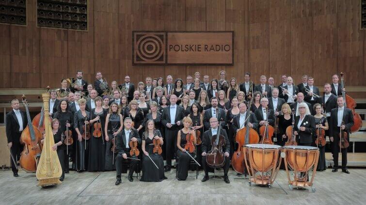 Polska Orkiestra Radiowa pod dyrekcją Michała Klauzy
