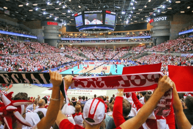 LOTTO EUROVOLLEY POLAND 2017