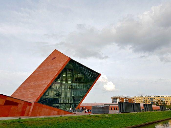 Muzeum II Wojny Światowej to jedno z wielu miejsc, które odwiedziła Sofie
