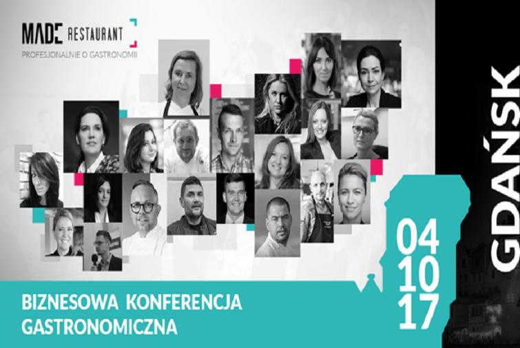 Made Restaurant - konferencja branży HoReCa