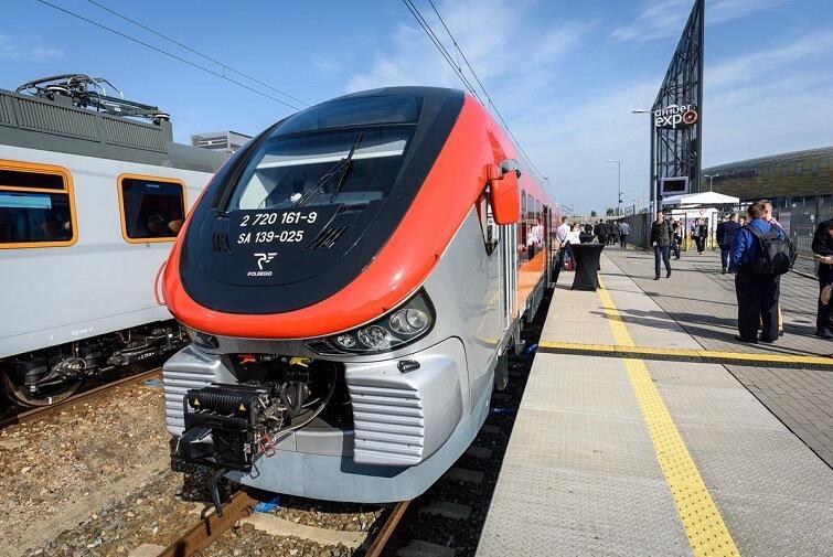 Kolej na kolej – ruszyły targi TRAKO 2017