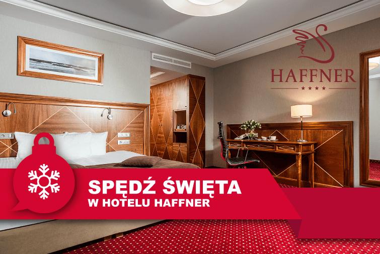 Spędź świąteczny czas w Hotelu Haffner