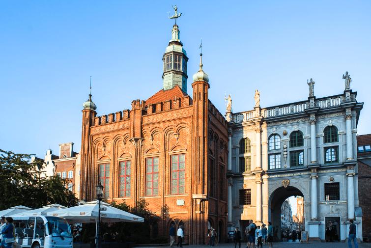 Gdański szlak gotyku