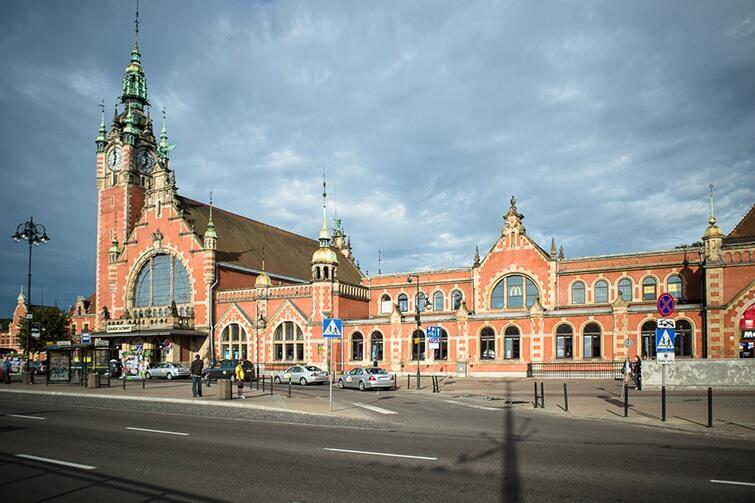 Dworzec Gdańsk Główny, ul. Podwale Grodzkie 1