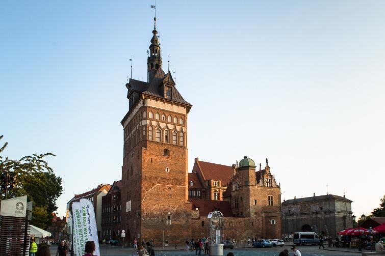 Szlak gotyckich umocnień Głównego Miasta