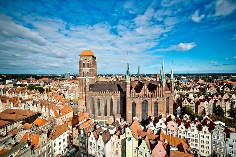 Szlak kościołów gotyckich