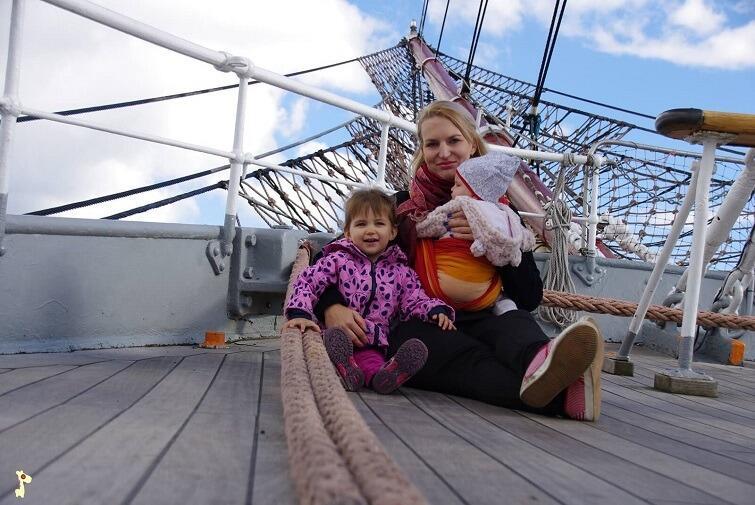 Wizyta na Darze Pomorza