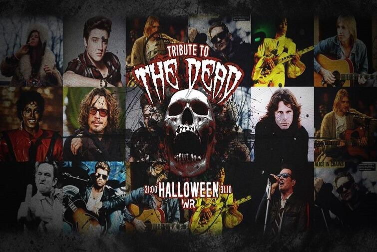 Tribute to the dead