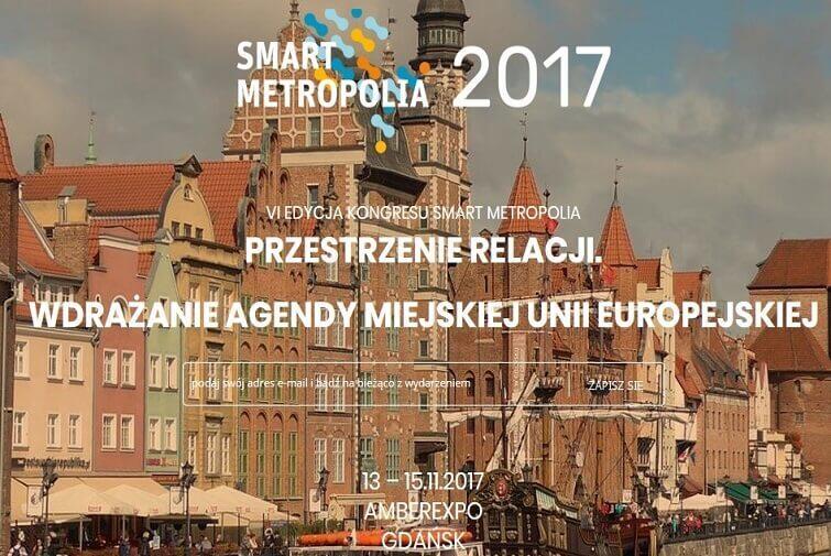 Przestrzeń relacji – Smart Metropolia 2017