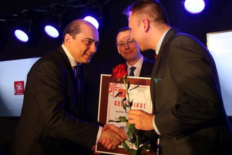 Prestiżowe wyróżnienie dla Europejskiego Centrum Solidarności
