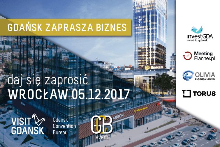 Zapraszamy biznes – we Wrocławiu!