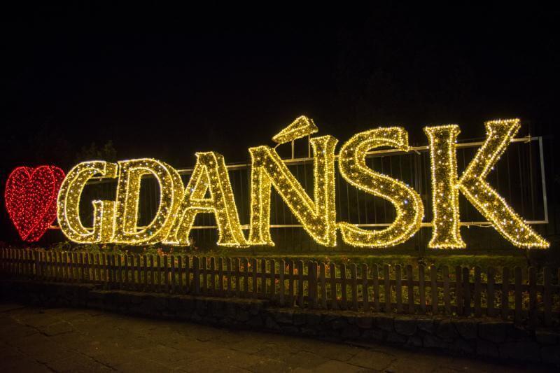 Gdańskie iluminacje