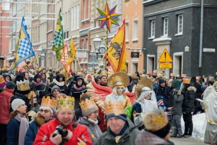 Orszak Trzech Króli przejdzie przez Gdańsk!