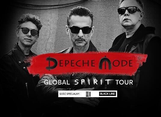 Największa gwiazda zimy - zespół Depeche Mode