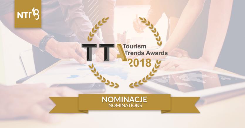 Tourism Trends Awards 2018