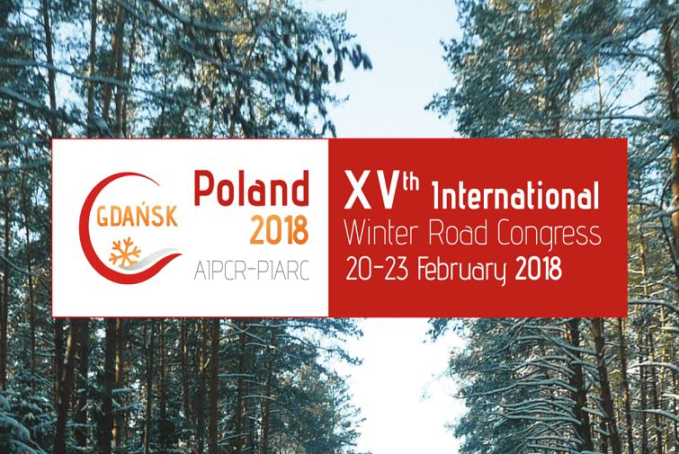 XV Międzynarodowy Zimowy Kongres Drogowy w Gdańsku