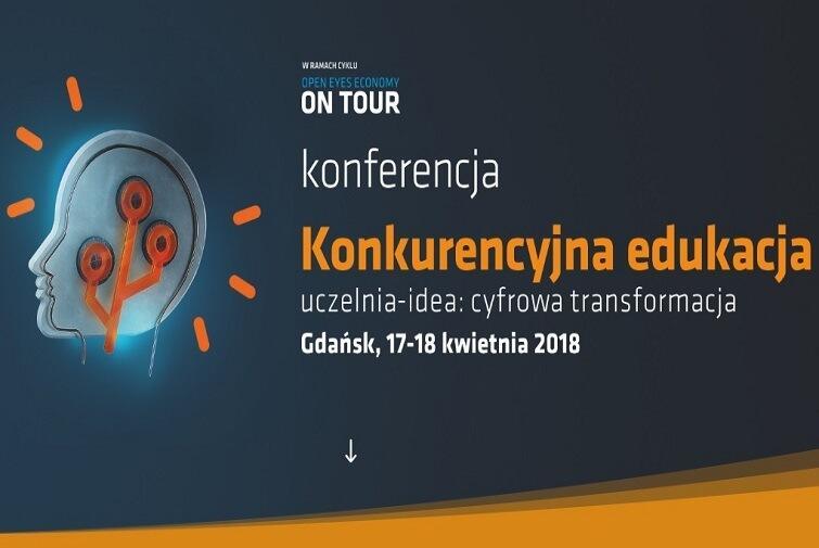 """Konkurencyjna Edukacja – """"Uczelnia – idea. Cyfrowa Informacja"""""""