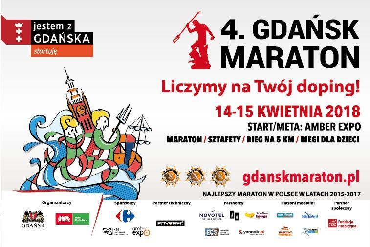 4. Gdańsk Maraton – biegniesz i zwiedzasz