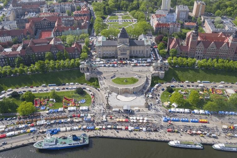 Gdańsk jedzie nad Odrę