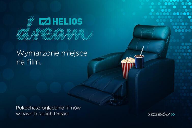 Helios zaprasza do najnowszego multipleksu w Forum Gdańsk