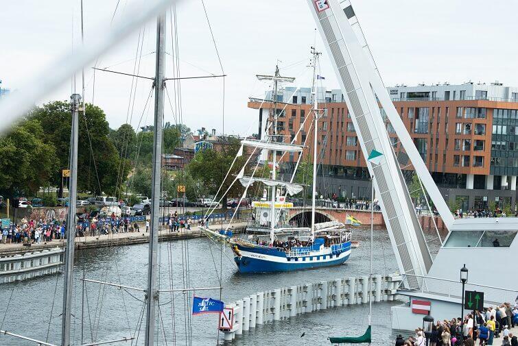 Baltic Sail – 26 żaglowców przypłynie do Gdańska