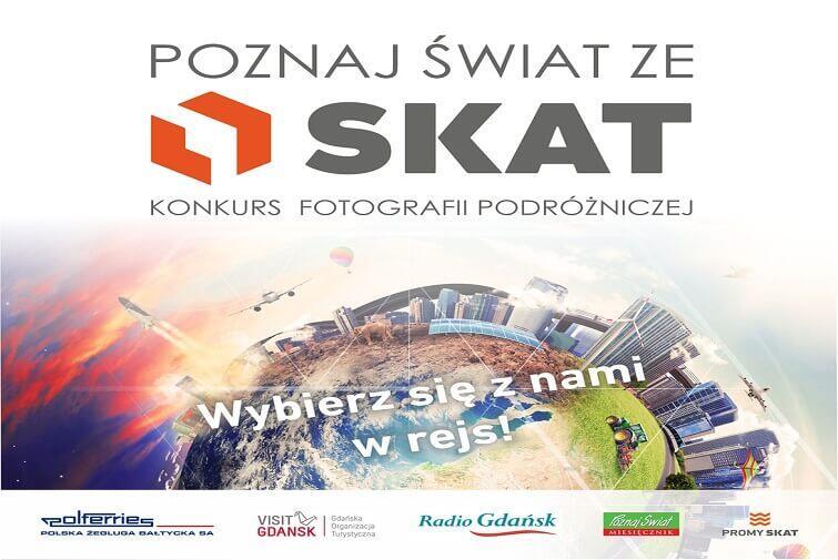 """Konkurs fotografii """"Poznaj świat ze SKAT!"""""""