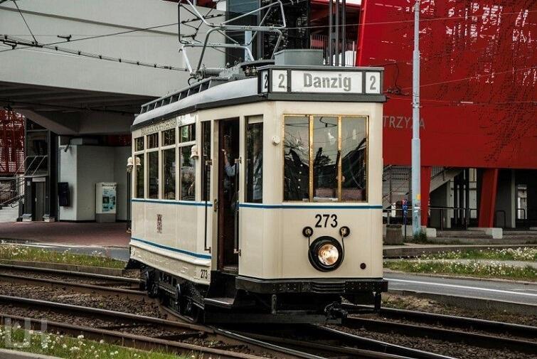 Poznaj Gdańsk z okien zabytkowego tramwaju
