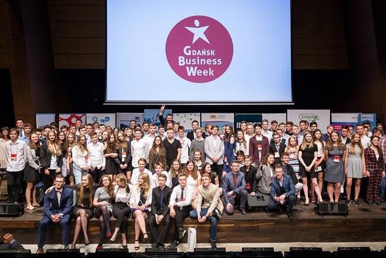 Szkoła biznesu podczas Gdańsk Business Week