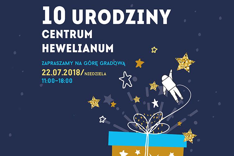 10 urodziny Centrum Hewelianum