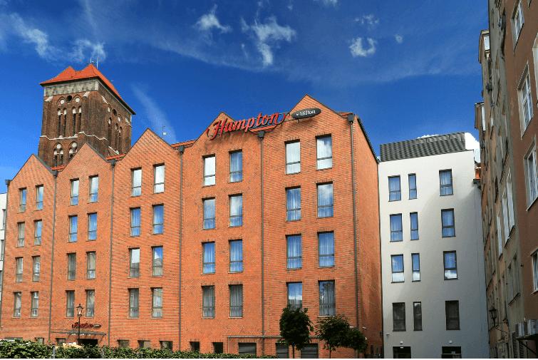 Gdańska baza hotelowa rośnie w siłę!