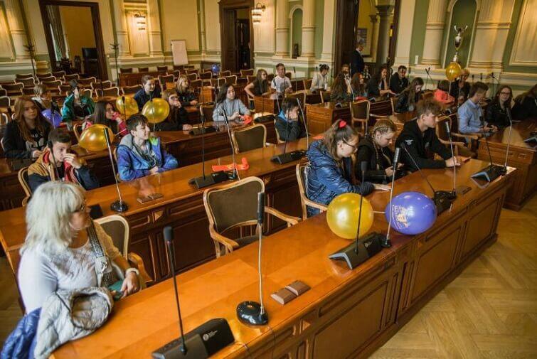 Co w Radzie piszczy, czyli dzień otwarty Rady Miasta