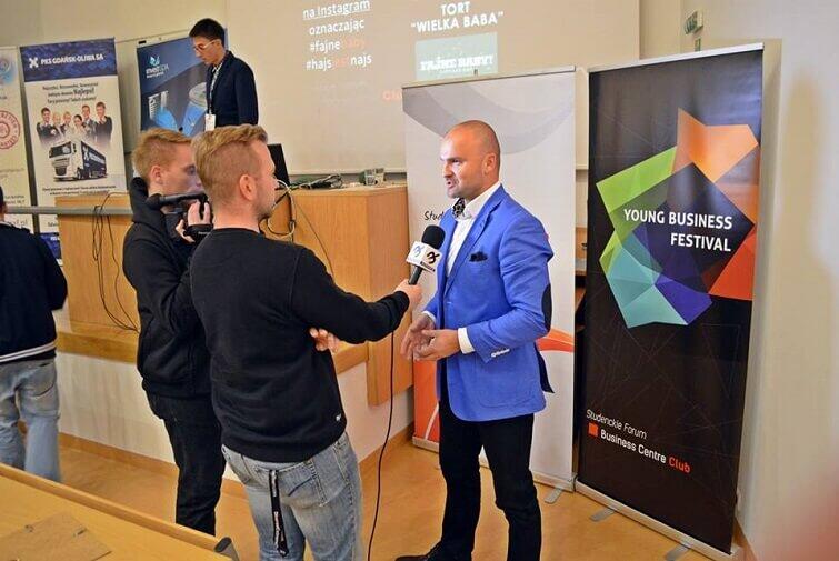 Young Business Festival 2018- festiwal przedsiębiorczości po raz dziesiąty w Trójmieście!