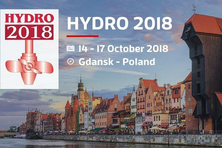 HYDRO 2018 – kolejna duża konferencja w Gdańsku