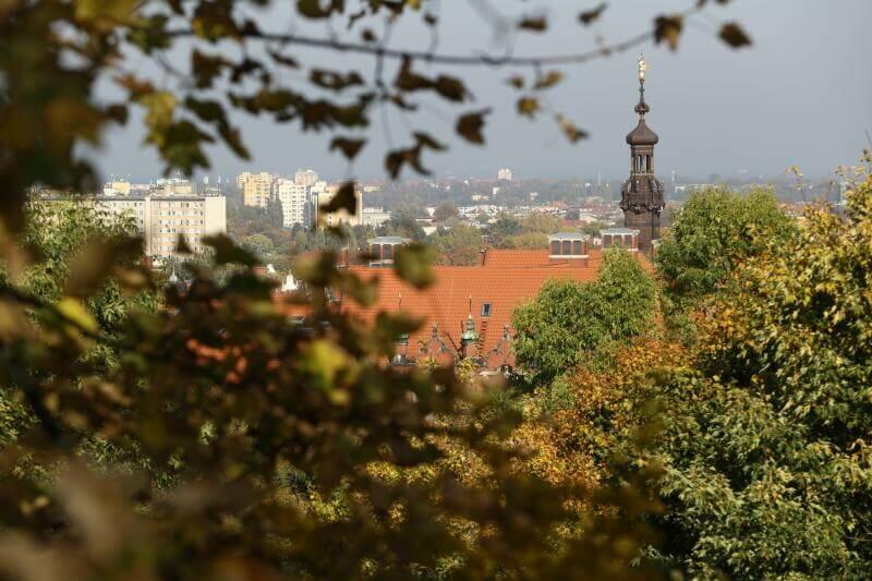 Nowy punkt widokowy na mapie Gdańska
