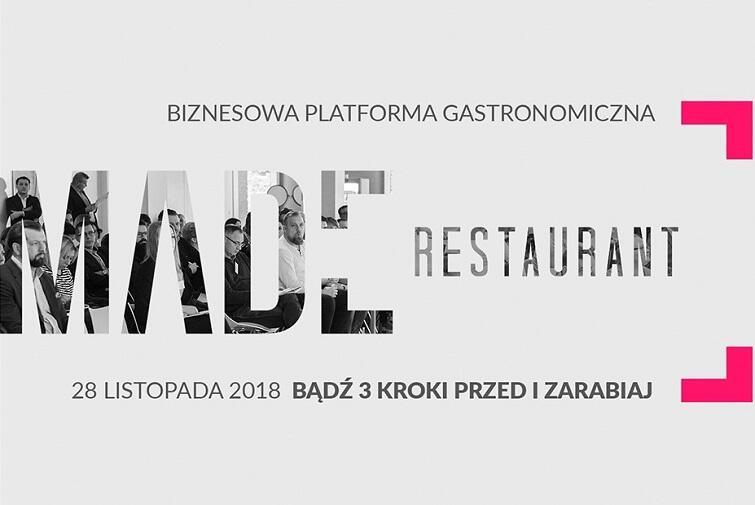 MADE Restaurant zawita do Gdyni