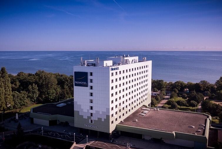 Novotel Marina zyskuje nowy image