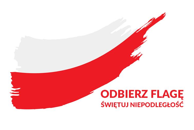 Odbierz Flagę – świętuj niepodległość