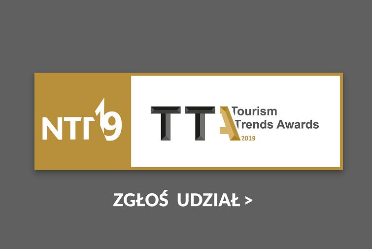 Tourism Trends Awards - walcz o prestiżowe wyróżnienie!